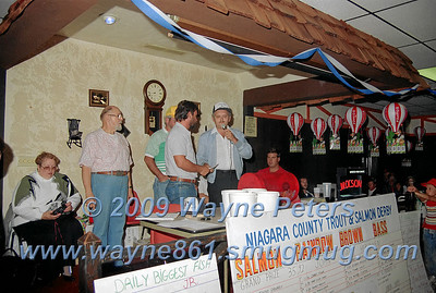 1989 Niagara County Fishing Derby