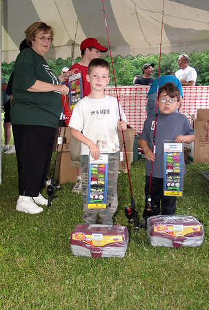 2004 NRAA Kids Fishing Derby