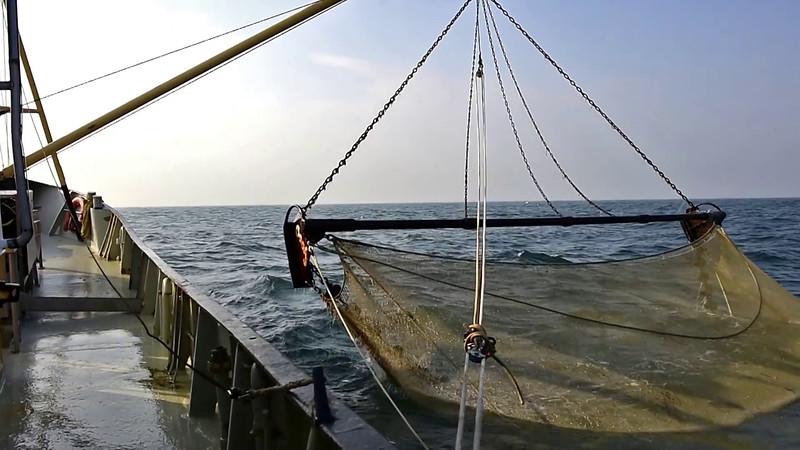 Fishing ship ZK-47