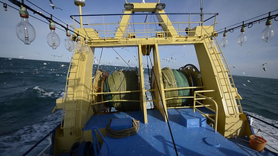 Fishing ship  SL-9