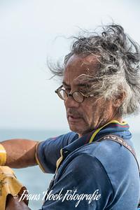 Portrait of Skipper Rems Cramer Portret van Schipper Rems Cramer