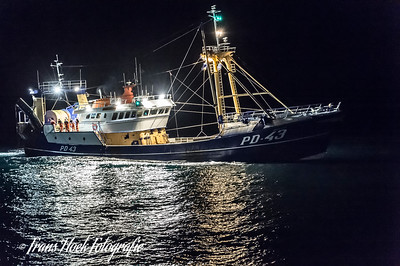 Fishing ship PD-43 / Visserschip PD-43