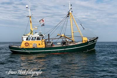 Fisching ship ZK-17 / Vissersschip ZK-17