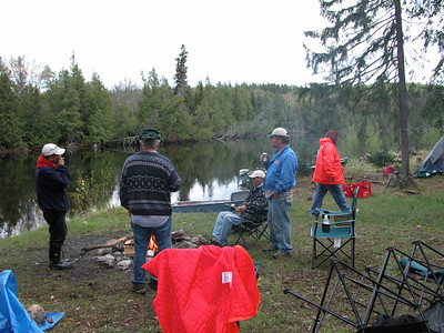 Pitre May Fishing Retreat 2006