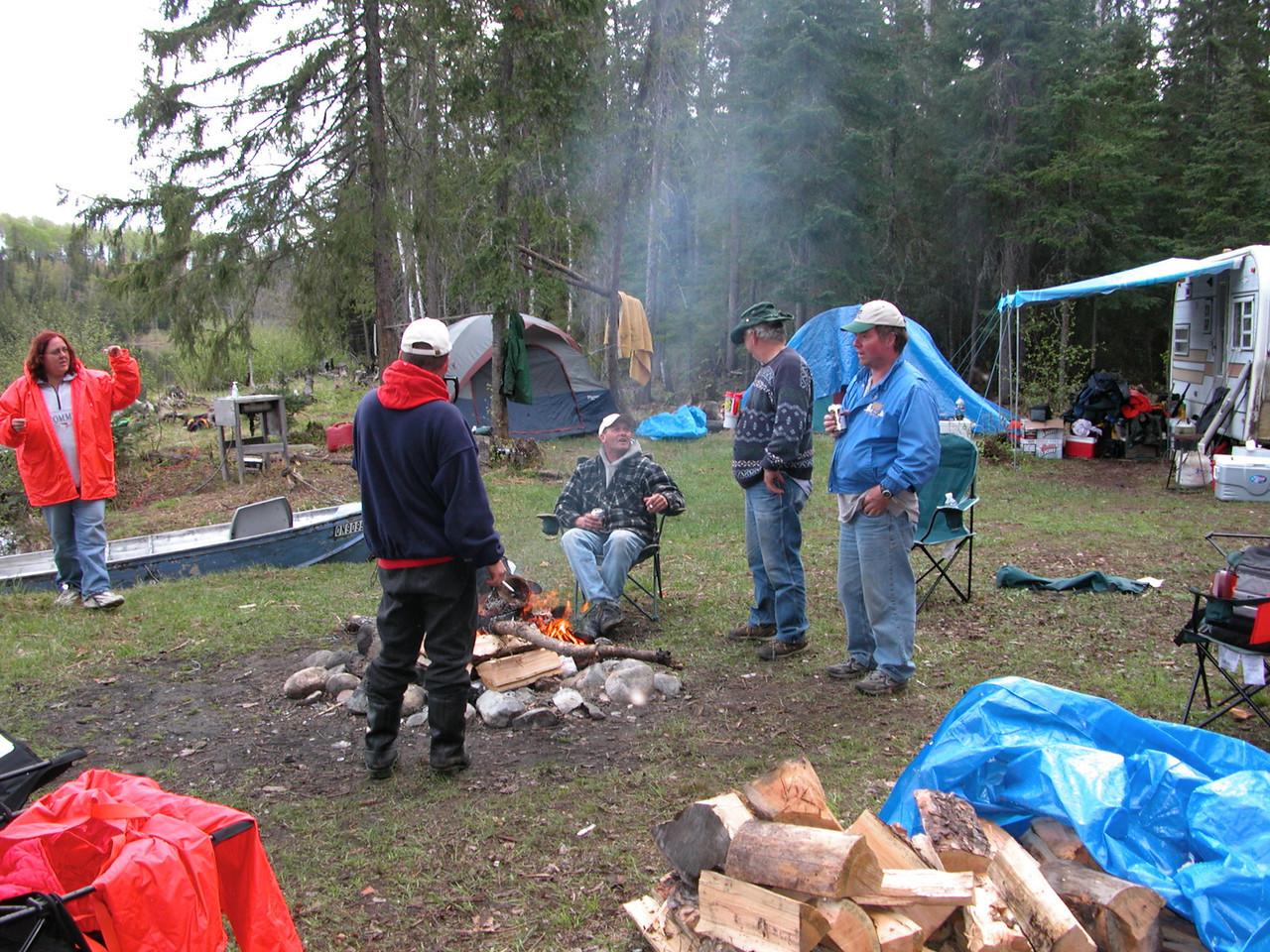 Pitre May Fishing Retreat 2006