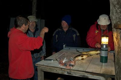 Pitre May Fishing Retreat 2011