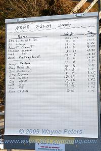 2009 Roger Tobey Memorial Steelead Contest