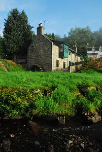 Dess Mill, River Dee.