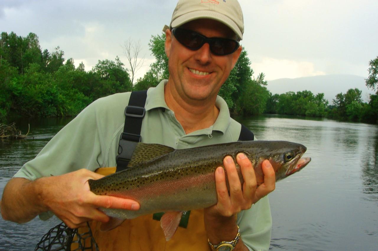 Trophy Connecticut River Rainbow