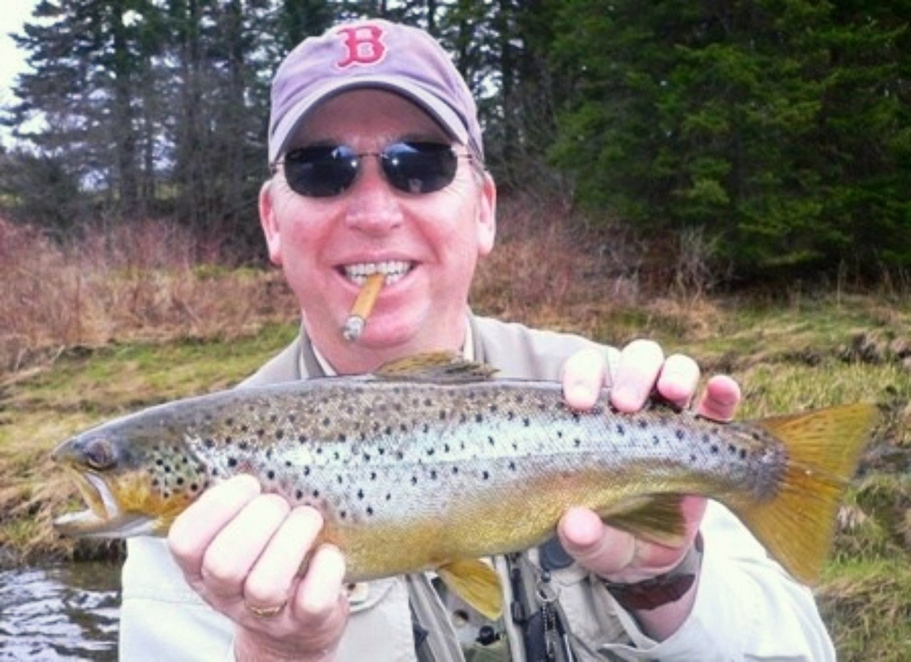 Connecticut River Brown