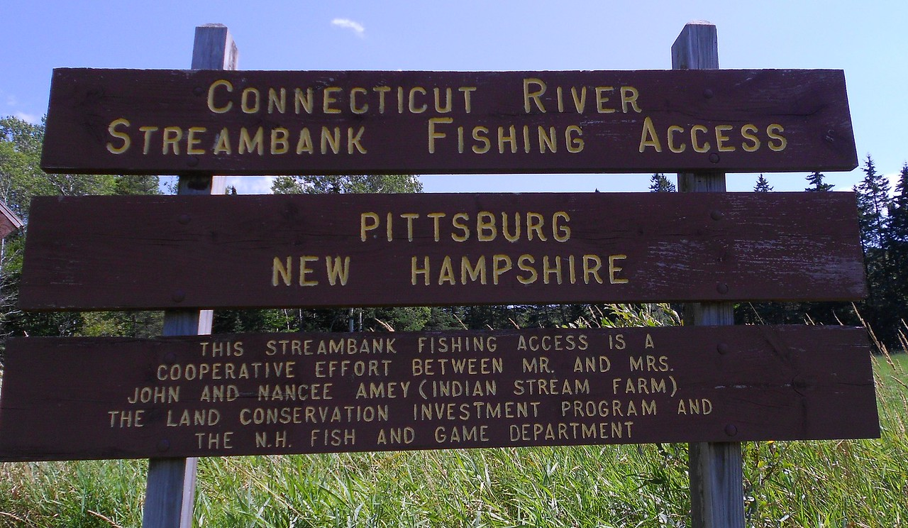 Connecticut River Fishing Access