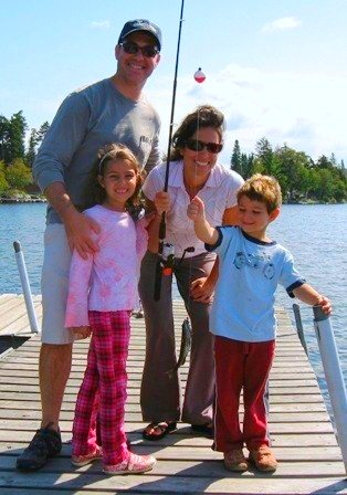 Bring the family fishing!