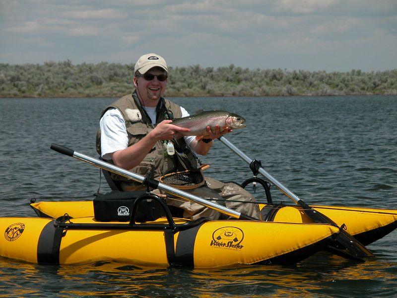 Steve Boyd, Lake Billy Shaw