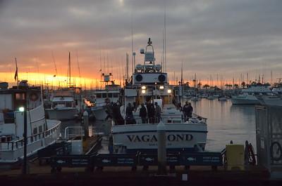 Vagabond 10 Cow Trip - dec 5th 2016 Dock Pics