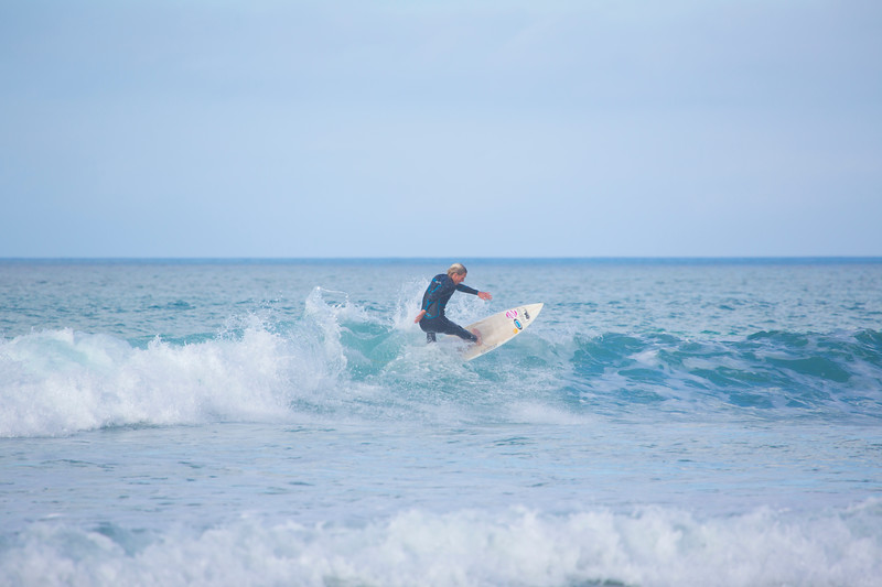 Fistral Surfers