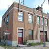 The fire alarm building on 48 Elm St., adjacent to the fire station, is also slated for demolition in November. Mayor Stephen DiNatale said the city hopes to put a parking lot for downtown parking in its place. SENTINEL & ENTERPRISE/JOHN LOVE