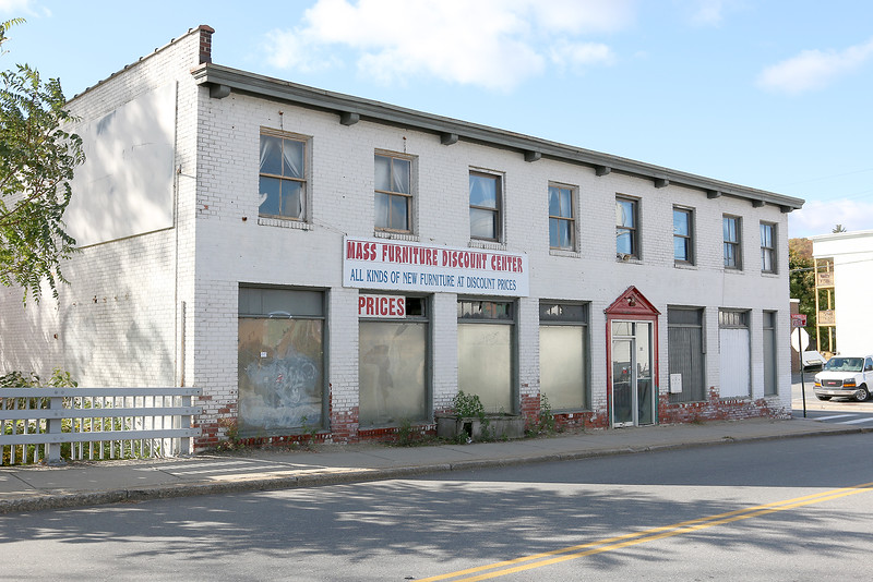 The former furniture and pro shop on 50 Laurel St. is scheduled to be demolished in the next two to three weeks. Director of Community Development Larry Casassa said the city has had problems with squatters in the 8,500 square-foot building. The structure also has mold and interior structural issues. SENTINEL & ENTERPRISE/JOHN LOVE