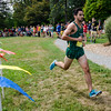Fitchburg State's Brian Amaral wins the Jim Sheehan Memorial Invite at the Doyle Conservation Center in Leominster on Saturday morning. SENTINEL & ENTERPRISE / Ashley Green