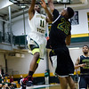 Fitchburg State's Lance Hill in action against Southern Vermont on Saturday afternoon. SENTINEL & ENTERPRISE / Ashley Green