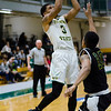 Fitchburg State's Joshua Bosworth in action against Southern Vermont on Saturday afternoon. SENTINEL & ENTERPRISE / Ashley Green
