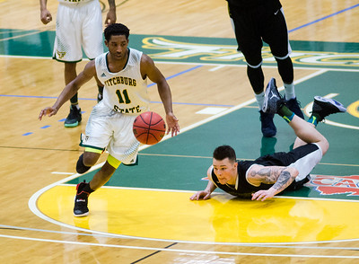 Fitchburg State Mens Hoops v. Southern Vermont