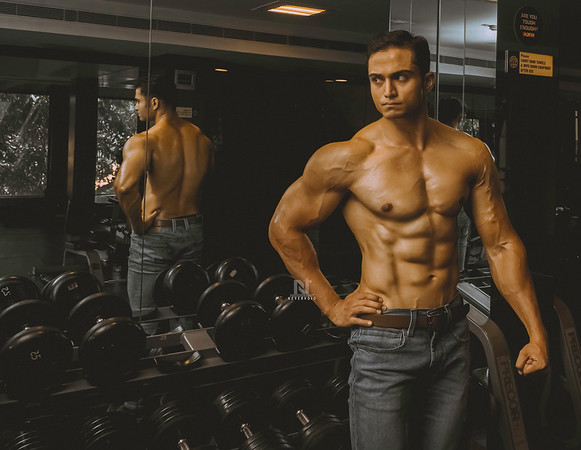 Fitness photographer in Bangalore