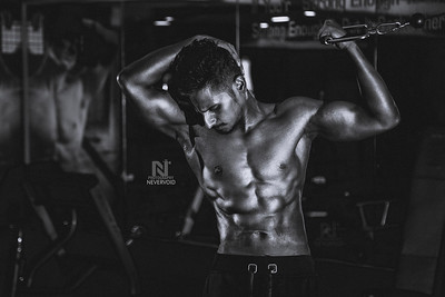 Professional fitness photographer near you