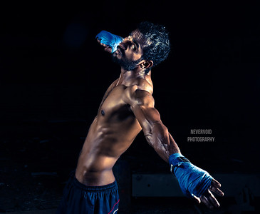 Mandeep Mandu - Fitness model