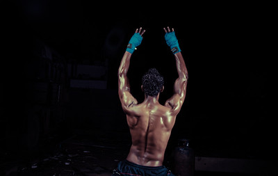 Fitness photography for trainers and coaches - Porfolios