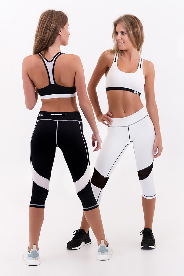 Black and White sets Pair 3195bs