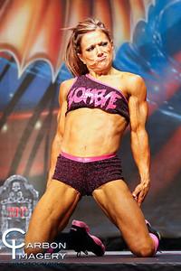 IFBB Europa Games Phoenix: Fitness