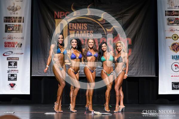 IFBB Bikini - Finals