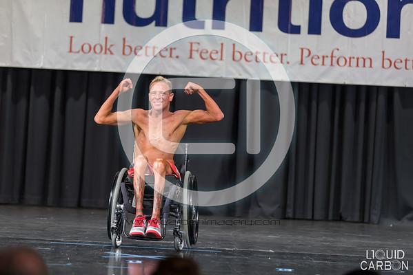 Bodybuilding Wheelchair - Final