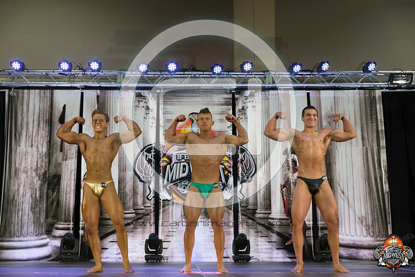 NPC - Mens Bodybuilding