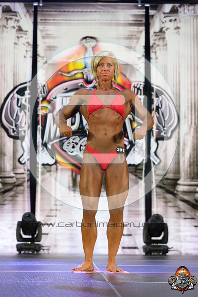 NPC - Womens Bodybuilding