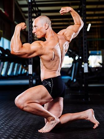 Anthony D' Orazio Fitness 2017