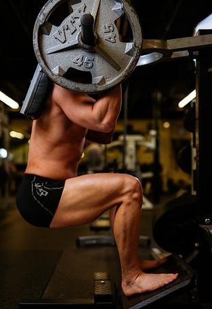 Anthony D'Orazio Fitness 2016