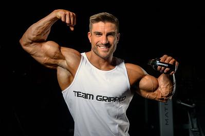 Ryan Terry, IFBB Pro