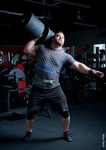 Alex Kopp...under 300lb national champion, Strongman.