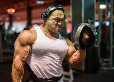 Hide Yamagichi IFBB Pro Bodybuider