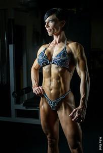 Jennifer Lowery, IFBB Professional figure competitor