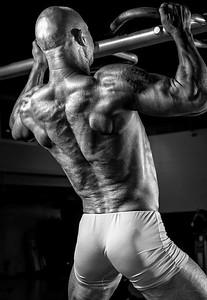 NGA Pro Bodybuilder Joe Daily