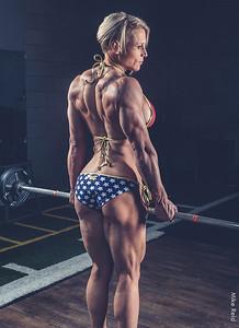 Suzi Wiggins IFBB Physique Pro Bodybuilder