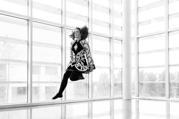 Irish Dancing: Meghan