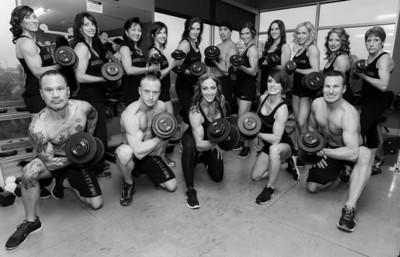 Jamee Pau Fitness 2014-15