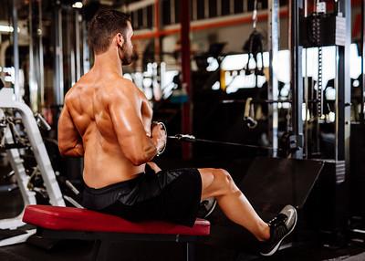 Jordan Davis Fitness 2016