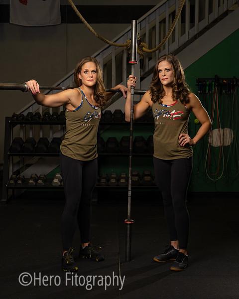 Rachael & Renee Crossfit-00900