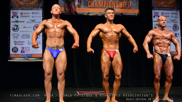 Rusty Jeffers SW Championships