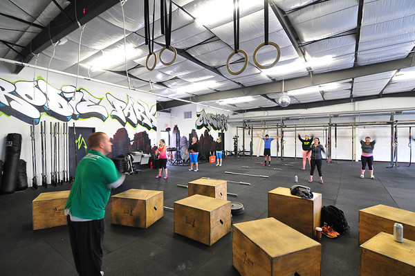 CrossFit and Olympic Weightlifting