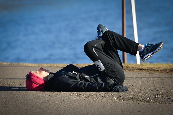 Pineline Marathon April 26 2014